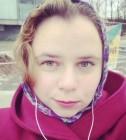 Катя Кудрявцева, 27, Москва
